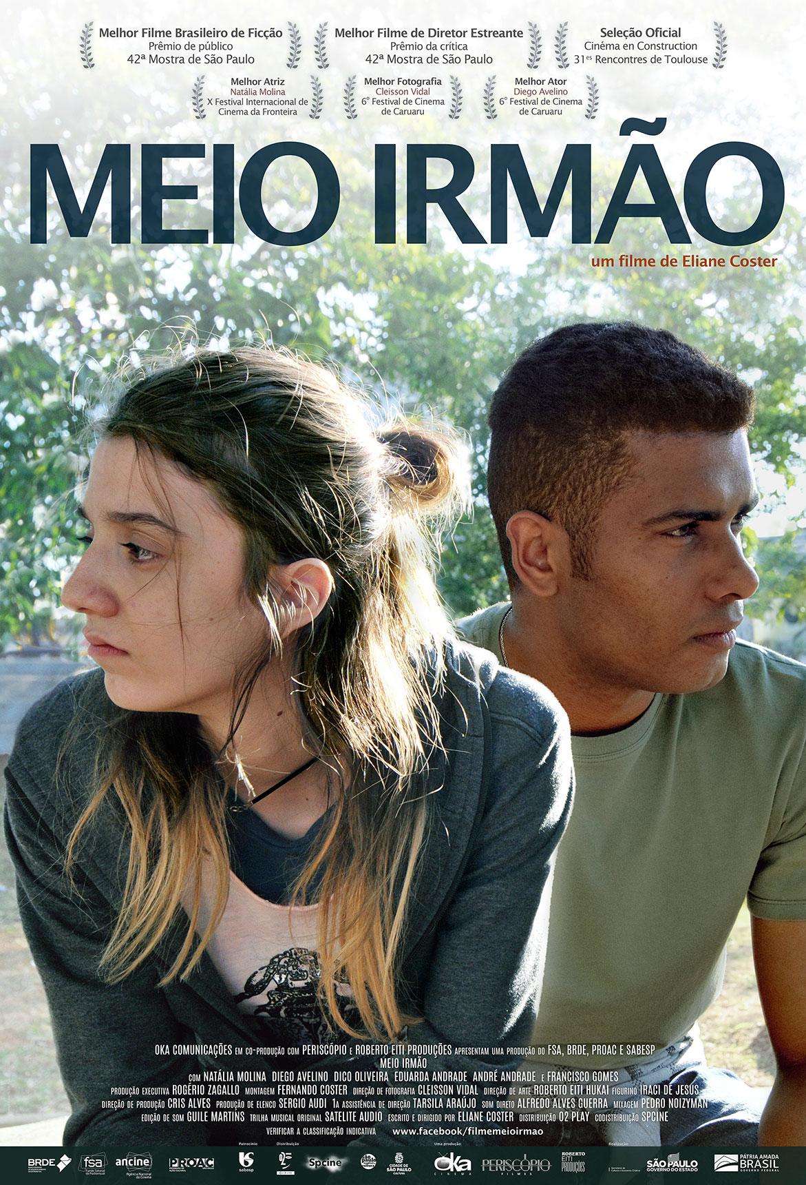 Filme premiado dirigido pela Profa. Eliane Coster do DAC está disponível em plataformas digitais